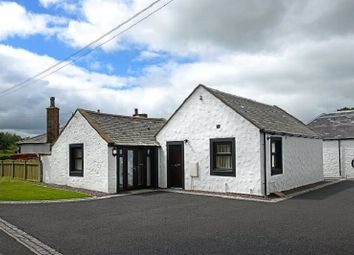 Thumbnail 1 bed detached bungalow for sale in Dinwoodie Courtyard, Johnstonebridge, Lockerbie, Dumfries And Galloway.
