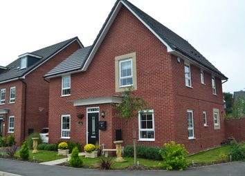 Thumbnail 4 bedroom detached house for sale in Fairclough Drive, Tarleton Lock