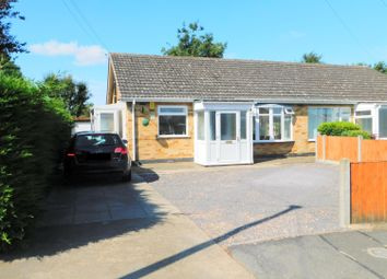 Thumbnail 2 bed semi-detached bungalow for sale in Beacon Way, Skegness, Lincs