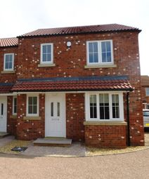 Thumbnail 3 bed semi-detached house to rent in Fen Road, Billinghay, Lincoln