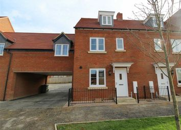 Thumbnail 3 bed town house to rent in Needlepin Way, Buckingham, Milton Keynes