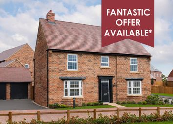 "Thumbnail 5 bed detached house for sale in ""Henley"" at Welland Close, Burton-On-Trent"