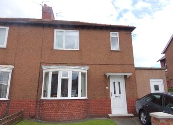 Thumbnail 3 bed semi-detached house for sale in Bisley Road, Amble, Morpeth