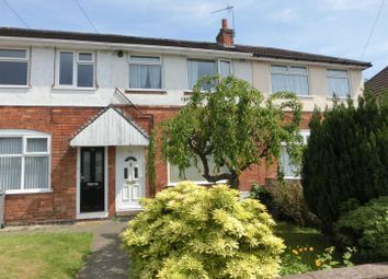 Thumbnail 3 bed property for sale in Shakespeare Road, Shirley, Solihull