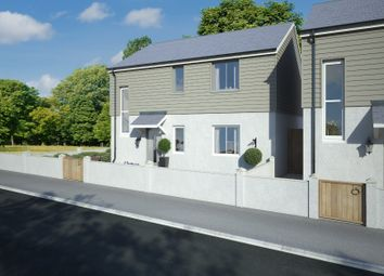 3 bed detached house for sale in Riviera Way, Turnpike Road, Connor Downs, Hayle, Cornwall TR27