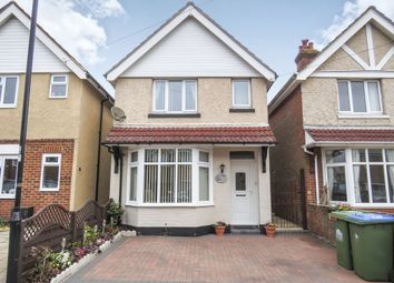Thumbnail 3 bedroom detached house for sale in Porchester Road, Southampton