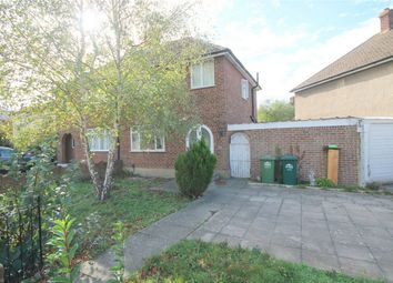 Thumbnail 3 bed semi-detached house to rent in Feltham Hill Road, Ashford, Surrey