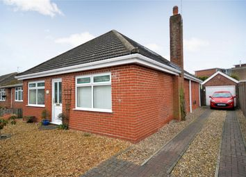 Thumbnail 4 bed detached bungalow for sale in Leveson Road, Sprowston, Norwich