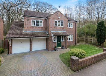Thumbnail 5 bed detached house for sale in Acomb Wood Drive, York