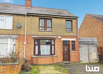 Thumbnail 3 bedroom semi-detached house for sale in 19 Rutland Avenue, Hinckley, Leicestershire