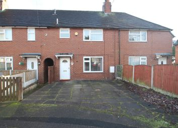 Thumbnail 3 bed town house to rent in Linden Close, Cross Heath, Newcastle