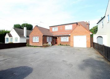 Thumbnail 5 bed detached house for sale in Coleford Bridge Road, Mytchett