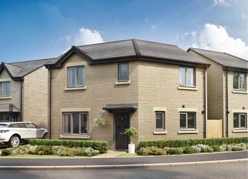 Thumbnail 3 bedroom detached house for sale in St Georges Way, Darlington