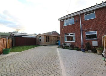 Thumbnail 1 bed end terrace house for sale in The Queensway, Hull