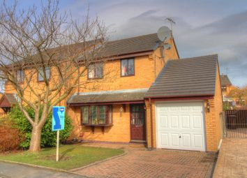 Thumbnail 3 bed semi-detached house for sale in Printers Fold, Padiham, Burnley