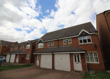 Thumbnail 4 bedroom semi-detached house to rent in Foster Drive, Gateshead