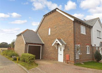 Thumbnail 2 bed end terrace house for sale in Rook Farm Way, Hayling Island, Hampshire