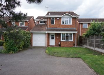 Thumbnail 3 bed detached house for sale in County Drive, Fazeley, Tamworth