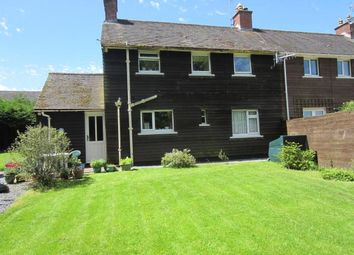 Thumbnail 3 bed semi-detached house for sale in 11 Dan-Yr-Eyppnt, Tirabad, Llangammarch Wells