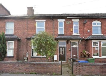 Thumbnail 4 bed terraced house for sale in Shaw Heath, Cale Green, Stockport