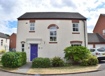 Thumbnail 3 bed detached house for sale in Sandfield Meadow, Darwin Park, Lichfield, Staffordshire