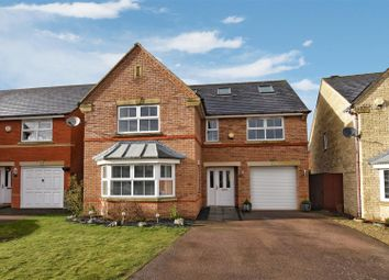 Thumbnail 5 bed detached house for sale in Gentian Close, Bicester