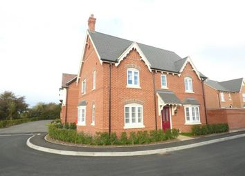Thumbnail 4 bed detached house for sale in Pointon Lane, Ashby De La Zouch, Leicestershire