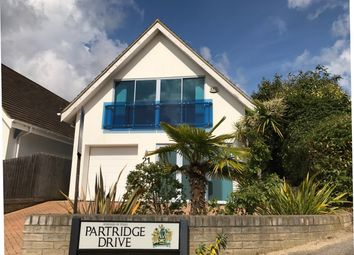 Thumbnail 3 bed detached house for sale in Partridge Drive, Lilliput, Poole
