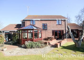 Thumbnail 4 bed detached house for sale in Decoy Road, Ormesby, Great Yarmouth