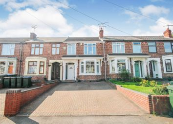 Thumbnail 3 bed terraced house for sale in Sherlock Road, Coventry