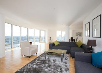 Thumbnail 3 bedroom flat to rent in Ability Place, 37 Millharbour, Canary Wharf, London