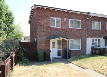 Thumbnail 3 bed end terrace house to rent in Llewellyn Walk, Corby