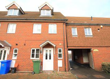 Thumbnail 3 bedroom terraced house for sale in Samuel Drive, Kemsley, Sittingbourne, Kent