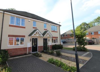 Thumbnail 2 bed semi-detached house for sale in Miners Lane, Keresley End, Coventry