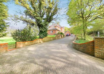Thumbnail 5 bed detached house for sale in Four Oaks, Virginia Water