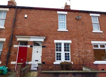 Thumbnail 2 bed terraced house to rent in Myddleton Terrace, Carlisle, Cumbria