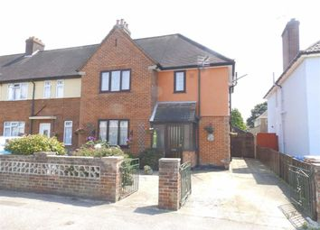 Thumbnail 3 bedroom end terrace house for sale in Lindbergh Road, Ipswich, Suffolk