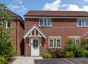 Thumbnail 2 bed semi-detached house for sale in Mantella Drive, Hereford, Herefordshire