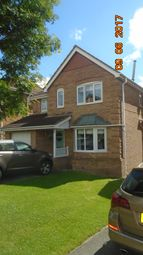 Thumbnail 4 bed detached house to rent in Cedar Close, Swinton, Rotherham