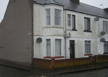 Thumbnail 2 bed flat to rent in David Street, Lochgelly, Fife