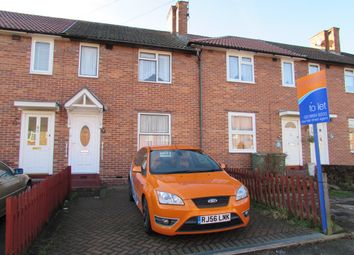Thumbnail 3 bed terraced house to rent in Waltham Road, Carshalton