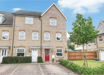 Thumbnail 4 bed end terrace house for sale in Dobede Way, Soham, Ely