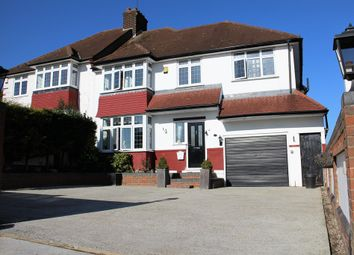 Thumbnail 5 bed semi-detached house for sale in Plough Hill, Cuffley, Potters Bar