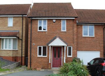 Thumbnail 2 bed town house for sale in Aysgarth Road, Beaumont Leys, Leicester