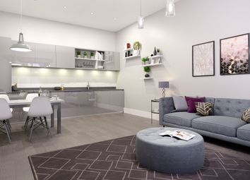 Thumbnail 1 bed flat for sale in Alcester Street, Birmingham