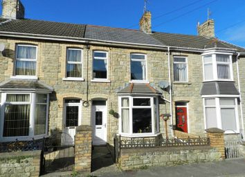 Thumbnail 2 bed terraced house for sale in Morfa Street, Bridgend
