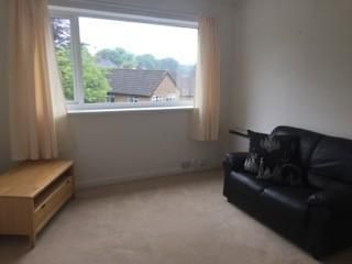 Thumbnail 2 bed flat to rent in Oxhay View, May Bank, Newcastle-Under-Lyme