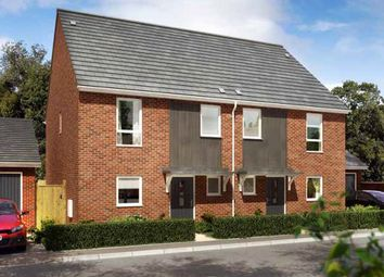Thumbnail 3 bed terraced house for sale in Tithe Barn, Monkerton, Exeter