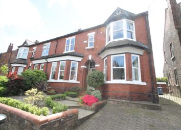 Thumbnail 5 bedroom semi-detached house for sale in Snowdon Road, Eccles, Manchester