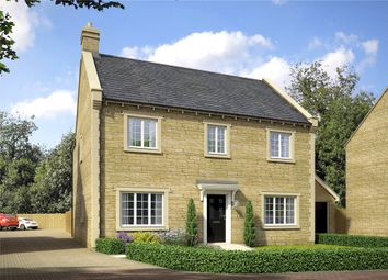 Thumbnail 4 bed detached house for sale in The Cherwell, Walterbush Road, Chipping Norton
